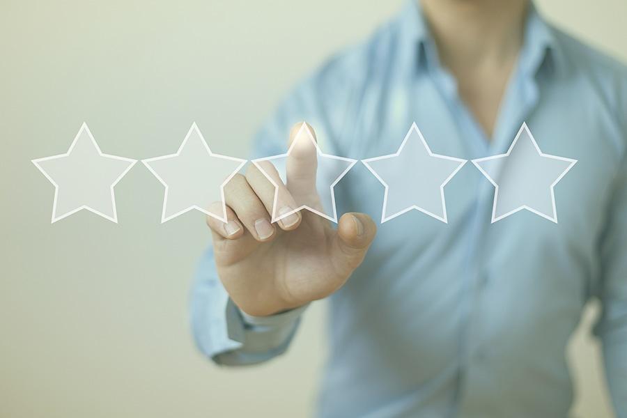 Tilbakemeldinger er nødvendige for at vi på kundeservice skal kunne forbedre oss, og den jobben vi gjør