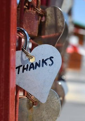 """et """"takk for at du ringer"""" kan være med på å bygge kundetilfredshet"""