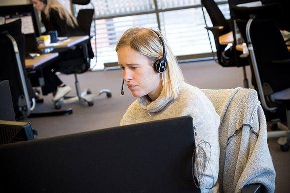 Kundeservice kan gjøres enkelt og fleksibelt med en samarbeidspartner