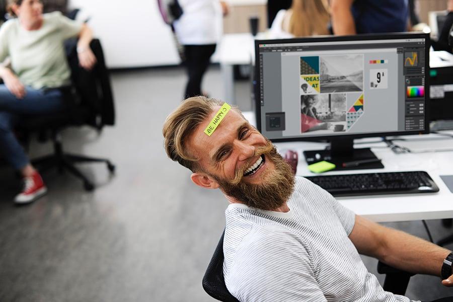 god kultur på arbeidsplassen er viktig for de ansattes trivsel og motivasjon