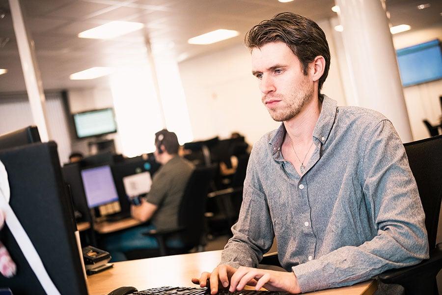 å jobbe innen kundeservice gir deg flere unike kunnkskaper som du kan benytte i videre karriere