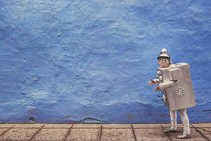 Robotisering og roboter får stadig større fortfeste