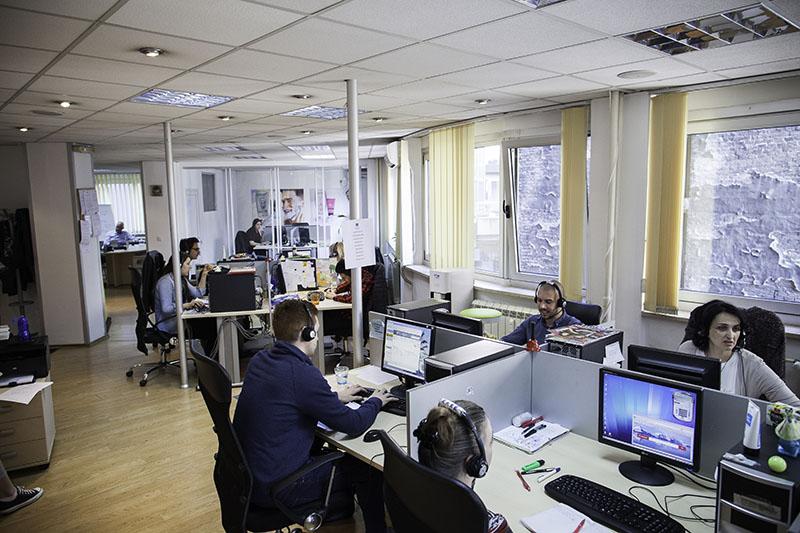 Nearshoring av kundeservice har vist seg å være suksessfullt for Visma. I ProffCom tilbyr vi dette via vår samarbeidspartner Novicom som har kontorer i Beograd