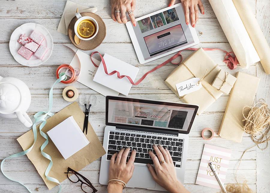 sørg for at dine websider er optimalsert for bruk på ulike platformer, for å sørge for best mulig kundeopplevelse
