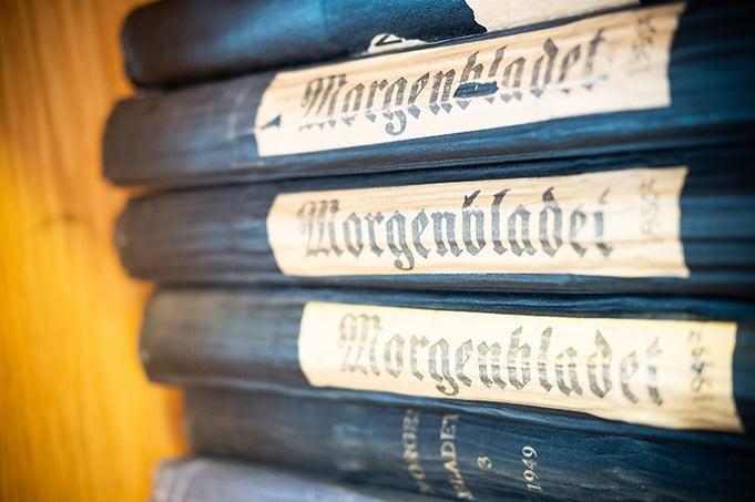 Morgenbladet er Norges eldste dagsavis, og fokuserer på en aktiv kundeserviceavdeling