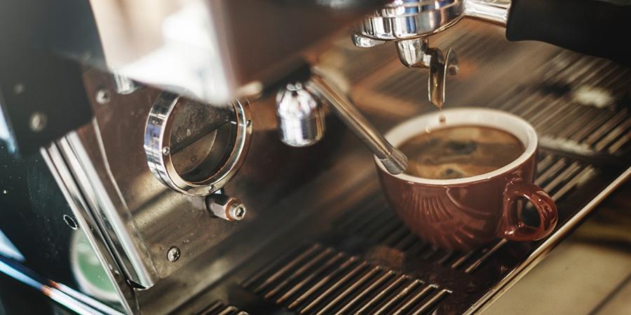 kaffemaskinen i kundesenteret er et viktig samlingspunkt, og kvaliteten på den er avgjørende