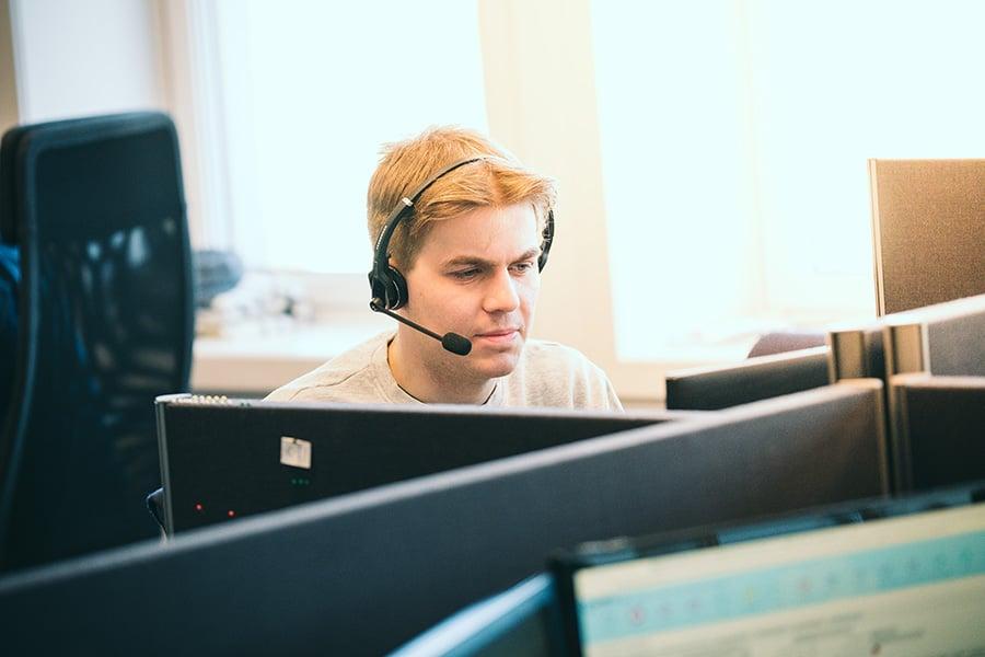 for å komme på et jobbintervju til en stilling innen kundeservice, er det viktig med en god og målrettet søknad