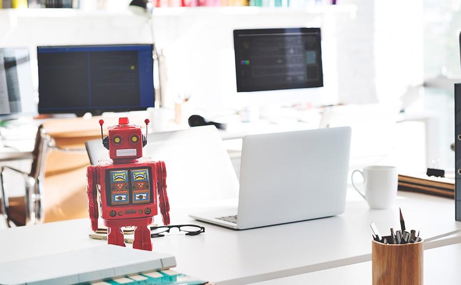 chatbot og AI har hatt vekst i 2018, men vi ser potensiale for at det kan bli enda større