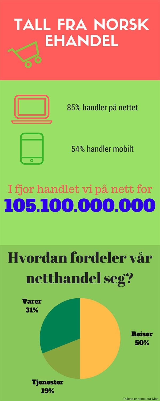 Ehandel øker kraftig i Norge og ser ut til å konkurrere ut de lokale forhandlerene. Hva skal til for å lykkes?