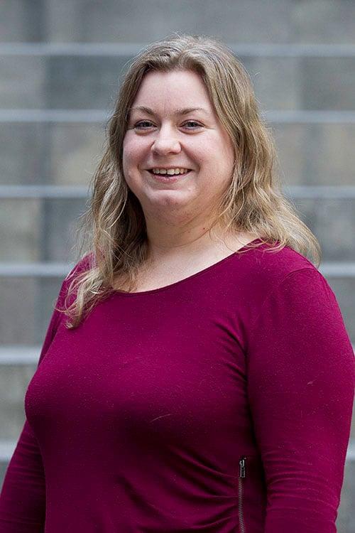 Isabelle er avdelingsleder for ProffCom i Oslo