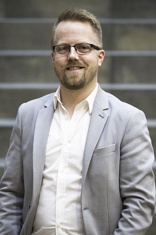 Mads berntsen er Traffic manager i ProffCom Tønsberg