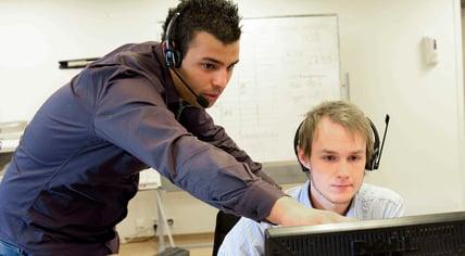 ProffCom er en av Norges største leverandører av outsourcing av kundeservice. Vi leverer salg, outsourcing, winback, backoffice med mer