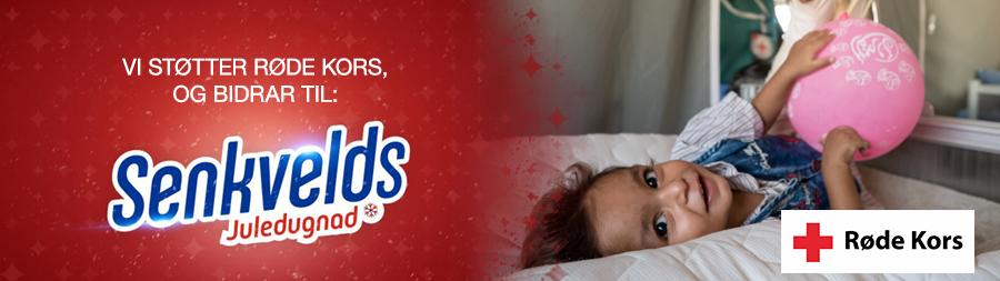 ProffCom bidrar til Røde kors og TV2s juledugnad